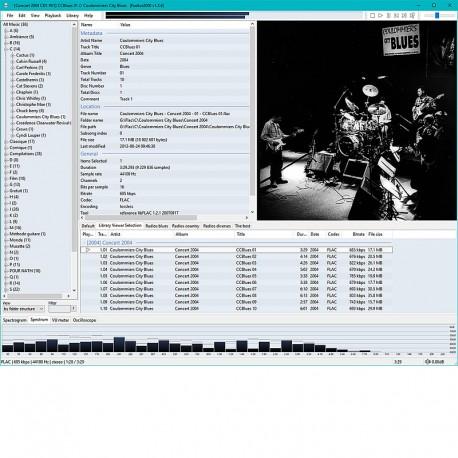 Documentation Installation Foobar2000