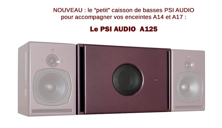 PSI AUDIO A125