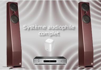 Système audiophile complet Intelligent Hifi